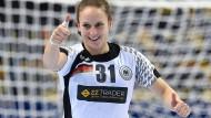 Deutsche Damen auf Halbfinalkurs