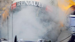 Vettel ist hitzebeständig