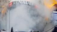 Cool bleiben: Sebastian Vettel kann mit Drucksituationen umgehen