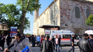 Selbstmordanschlag im westtürkischen Bursa