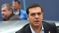 Tsipras steckt Teilniederlage ein