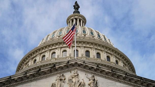 Kongress hebt Schuldenobergrenze an