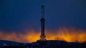 Fracker lassen die Erde beben