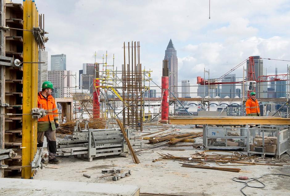 Bild Zu Stadt Frankfurt Stellt Szenarien Zum Wachstum Vor