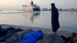 Der Tag, an dem in Griechenland die Willkommenskultur starb