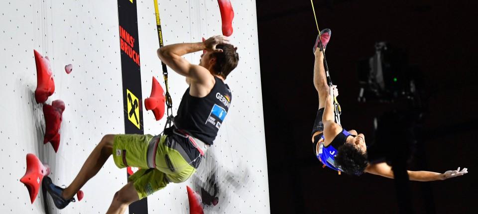 83408b8473fa0e Warum sich der deutscher Kletterer Hoyer Hoffnung auf Olympia machen darf