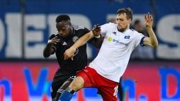 HSV vergibt Heimsieg gegen zehn Düsseldorfer