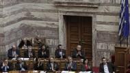 Athen greift nach Einlagen der Kommunen