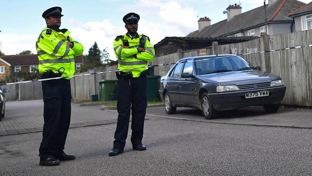 Polizei sichert neue Spuren