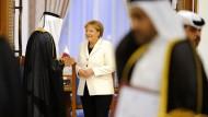Merkel warnt vor Gefährdung der Machtbalance am Golf