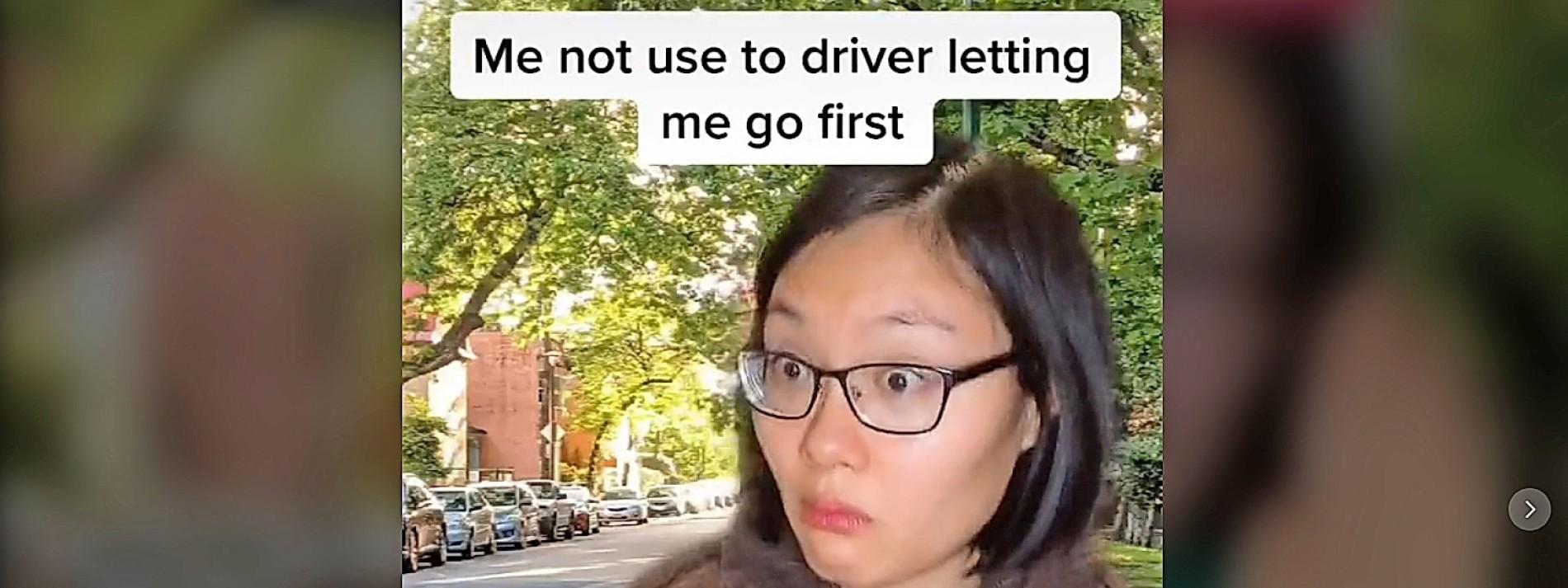 So pointiert hält uns eine Vietnamesin den Spiegel vor