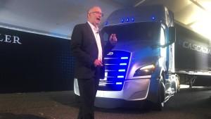 Daimler will Schwerlaster mit E-Antrieb bauen