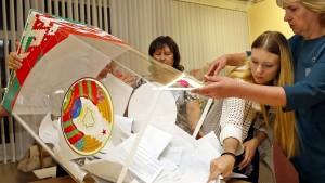 Opposition gewinnt einen Parlamentssitz