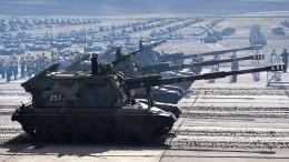 Rüstungsausgaben steigen weiter