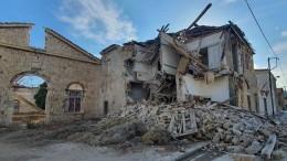 Beben erschüttert türkische Tourismus-Provinz Izmir
