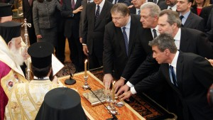 Regierung vereidigt - Venizelos bleibt