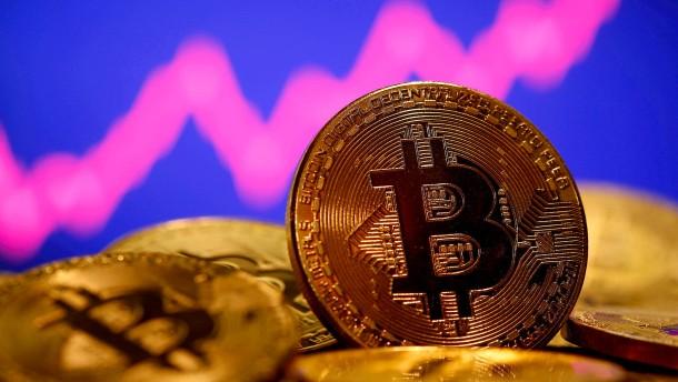 Coinbase ist bald wertvoller als die New Yorker Börse