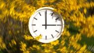 Einzige Voraussetzung: Eine Uhr mit Sekundenzeiger.