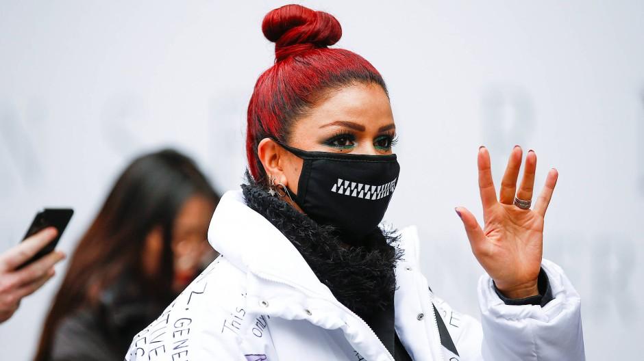 Die Atemschutzmaske als Fashiontrend?