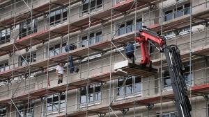 Deutsche Wohnungsnöte