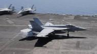 Luftangriffe töten acht deutsche IS-Anhänger
