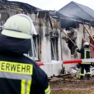 Abgebrannt: Saunaclub in Hamminkeln