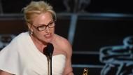 Patricia Arquette hält kämpferische Oscar-Rede