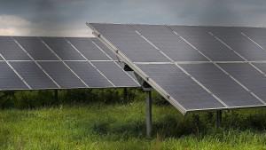 Eine Milliarde für ostdeutsche Solarindustrie
