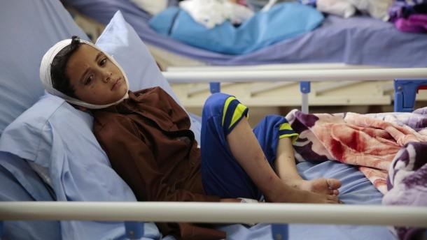 """""""Der Jemen ist für Kinder die Hölle auf Erden"""""""