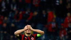 Aus der Euro-Traum für die Frankfurter Eintracht