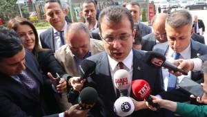 Türkische Opposition zeigt sich geschlossen