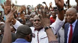 Afrikanische Union zweifelt Wahlergebnis im Kongo an