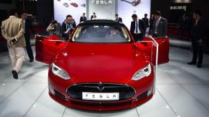 Produziert Tesla bald in China?