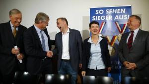 Vier Lehren aus der Wahl in Mecklenburg-Vorpommern