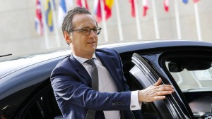 EU-Kommission legt Maas keine Steine in den Weg
