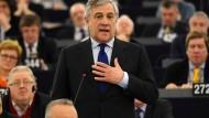 Kampfabstimmung um Schulz-Nachfolge im EU-Parlament