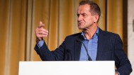Hat einiges zu sagen: DOSB-Präsident Alfons Hörmann