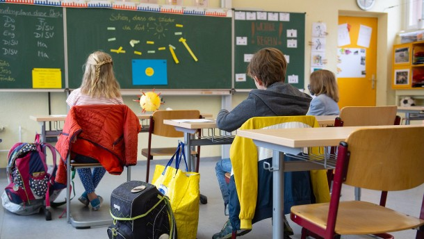 Das hustende Klassenzimmer