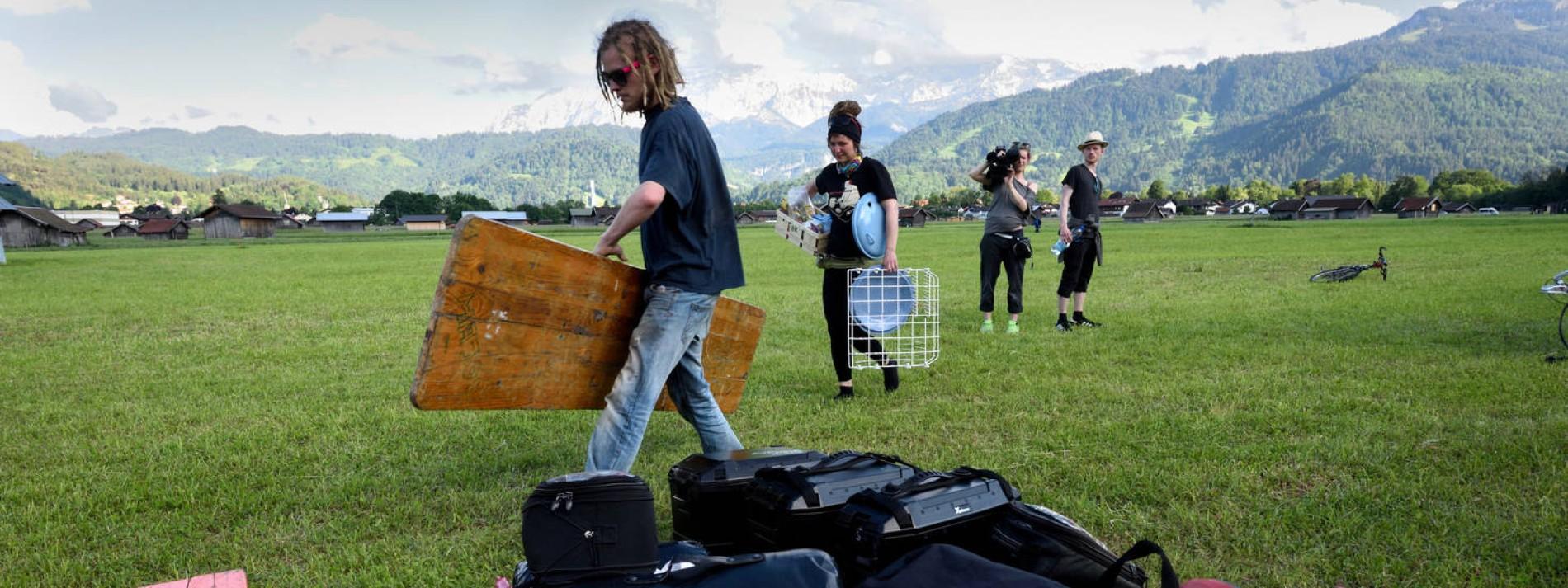 München und Garmisch-Partenkirchen tabu für amerikanische Soldaten