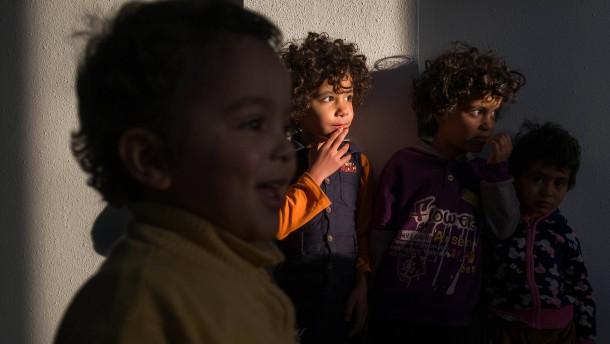 Was wird aus den Kindern des IS?