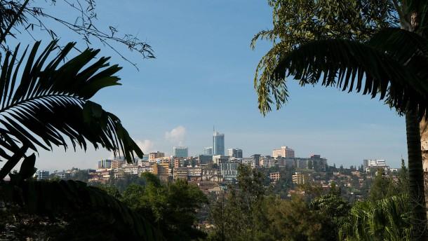 """Kigali will zum """"Singapur Afrikas"""" werden"""