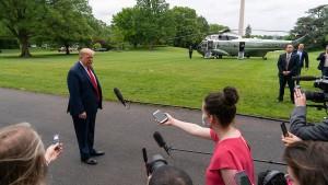 """Trump und das nationale """"Ego"""""""