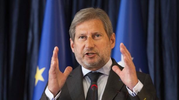 EU-Haushaltskommissar fordert mehr Geld von Deutschland