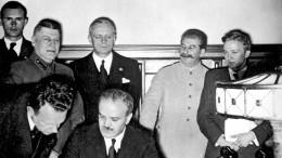 Als die Diktatoren sich einig waren