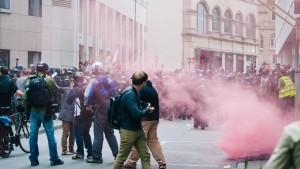 Rosa Rauch in der Rothofstraße