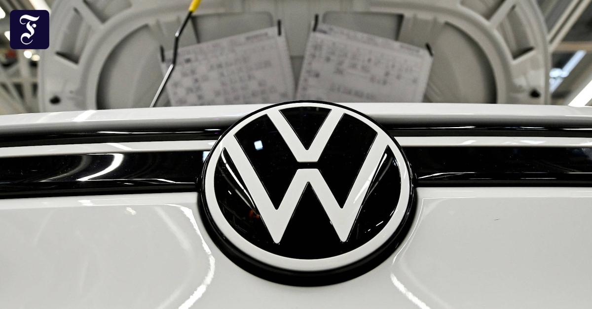 """VW bedauert Werbeanzeige bei """"Breitbart"""" - FAZ - Frankfurter Allgemeine Zeitung"""
