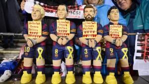 Barça ist Trost
