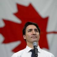 """Wird Kanadas """"Sunnyboy"""" Justin Trudeau trotz Kratzern in Saubermann-Image wiedergewählt?"""