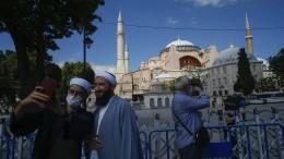 Wie man eine Moschee aus dem Hut zaubert