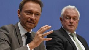 Kubicki: Lindner wird Finanzminister (oder Fraktionschef)